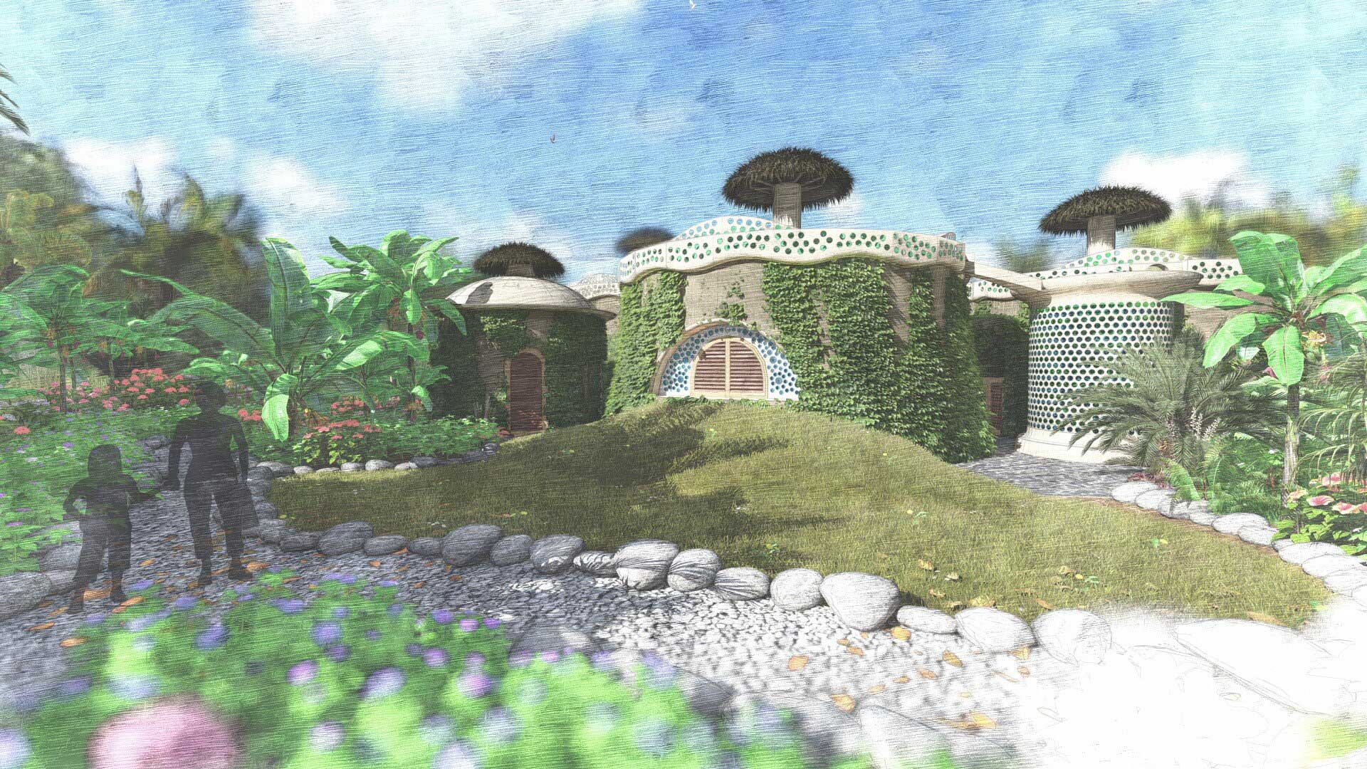 HAITI Earthship project